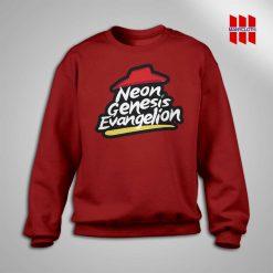 Neon Genesis Evangelion x Pizza Hut Sweatshirt