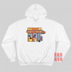 Bodega Cats Storefront Hoodie