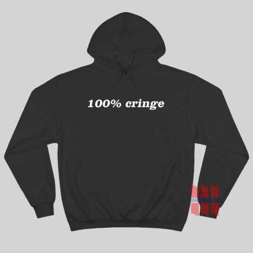 100% Cringe Hoodie